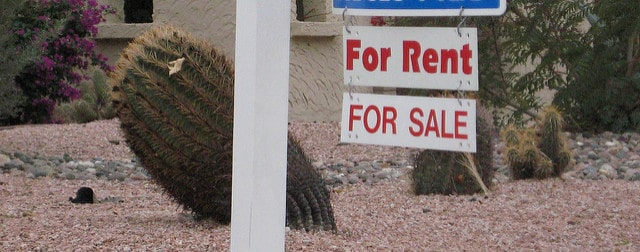 Do rent vs. buy calculators make sense only when an identical property is involved?!Photo Credit (Phil Sexton; Flickr)
