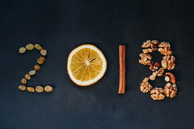 New Year Resolutions for Investors: eating healthy