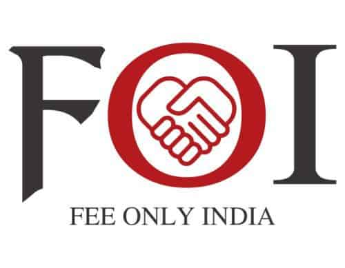 Fee only India logo