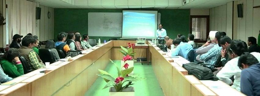 Sukhvinder Sidhu DIY meet presentation