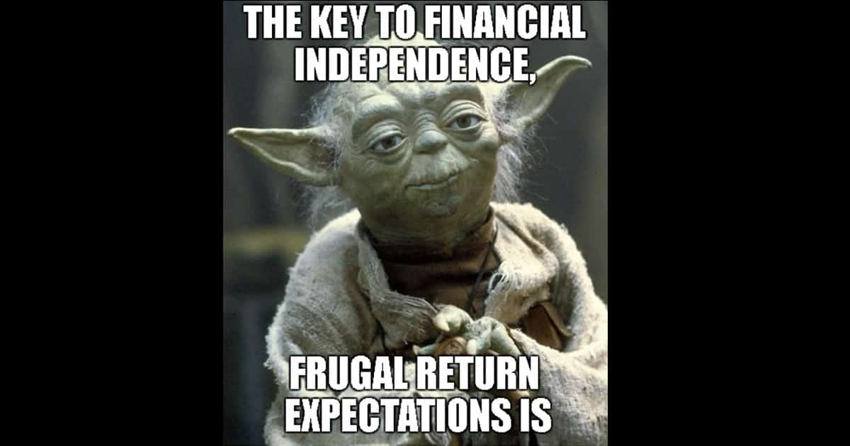Frugality and early retirement