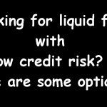 Looking for liquid funds with low credit risk? Here are some options