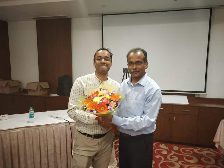 fee-ony advisors meet Bangalore Ashal felicitated