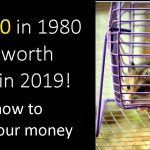 Rs.1000 in 1980 is only worth Rs. 68 in 2019! Here is how to protect our money