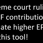 Higher EPF contribution on basic + allowances: Calculate increase in EPF corpus!