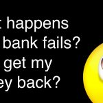 What happens if my bank fails? All about Deposit insurance (DICGC)