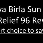 Aditya Birla Sun Life Tax Relief 96 Fund Review: A smart choice to save tax