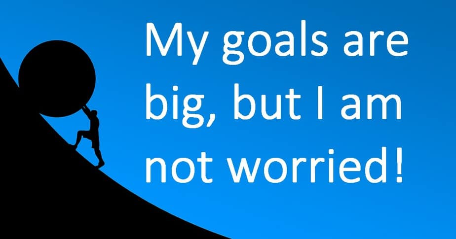 """Reader Journey: """"My financial goals are big, but here is why I am not worried!"""""""