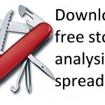 Download free stock analysis spreadsheet & value stocks in multiple ways!