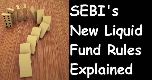 SEBI's New Liquid Fund Rules Explained: Lower Returns and Risk!