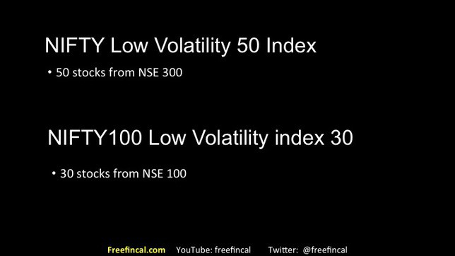 momentum and low volatility stock investing in India slide 21