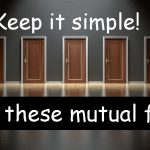 List of Mutual fund categories that you can avoid! (Keep it simple!)