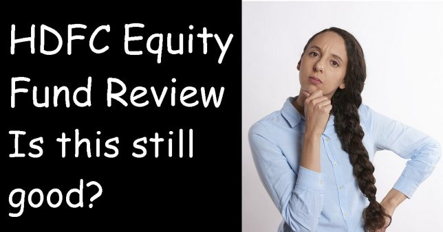 HDFC Equity Fund Review